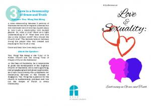 AConference!on!Love !!! Love in a Community of Grace and