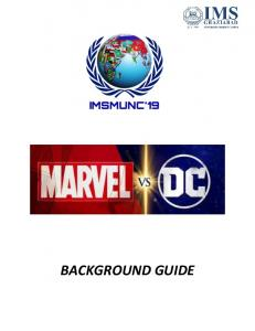 BACKGROUND GUIDE