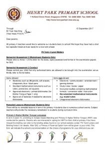 form will indicate the school's recommendation on the